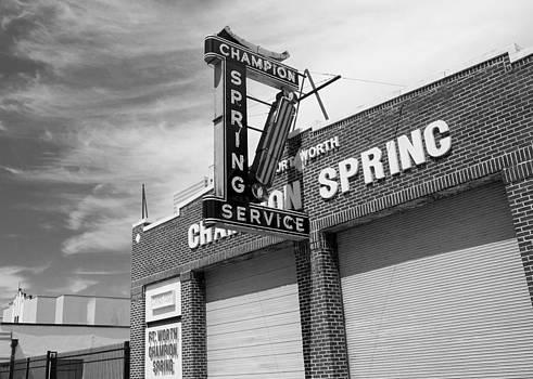 Champion Spring by Will Gunadi
