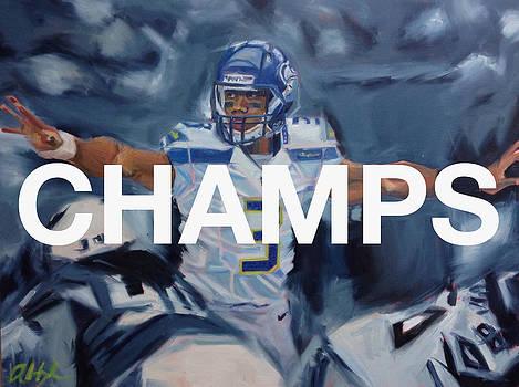 Champs by Aaron Hazel