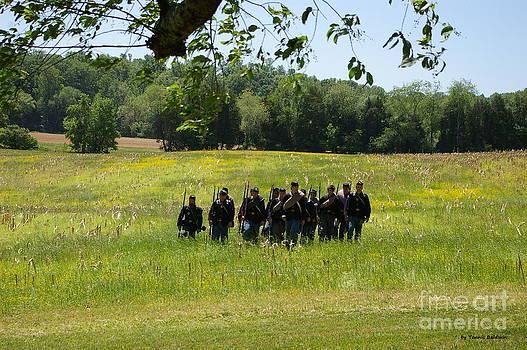 Tannis  Baldwin - Chancellorsville March