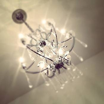 Chandelier by Melissa DuBow