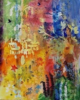 Chandelier by Robin Maria Pedrero