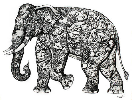 Chang2 by Kritsana Tasingh