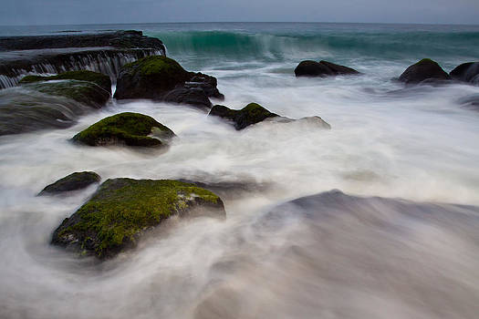 Changing tides by Andrew Raby