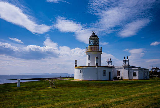 Hakon Soreide - Chanonry Point Lighthouse