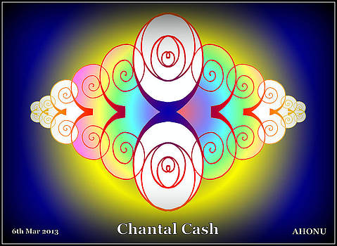 Chantal Cash by Ahonu