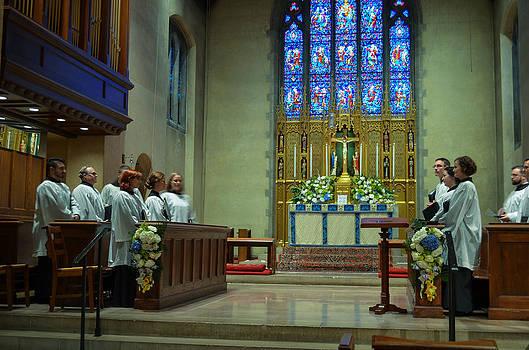 Allen Sheffield - Chantry Baroque Choir