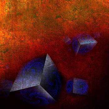 Chaotic Cubes by Florin Birjoveanu