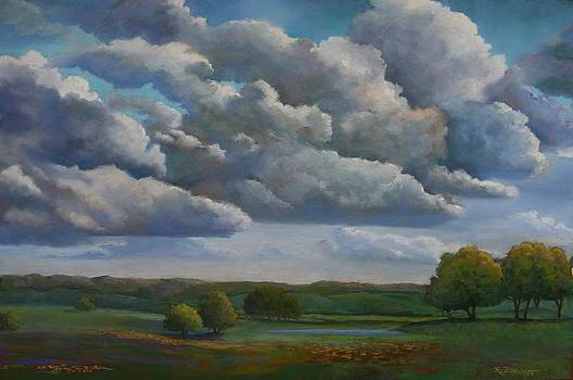 Chaparral Skies by Regina Calton Burchett