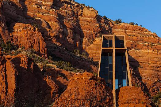 Chapel at Sedona by Ed Gleichman