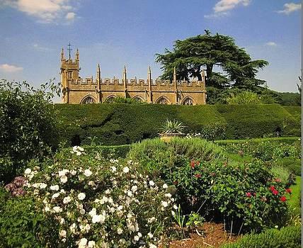 Pamela Smale Williams - Rosegarden Chapel at Sudely Castle U.K.