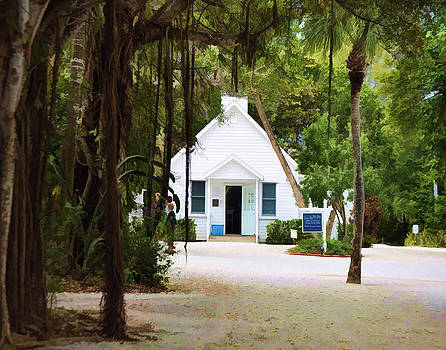 Chapel By The Sea by Sandy Poore