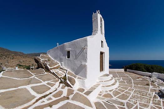 George Atsametakis - Chapel in Ios island