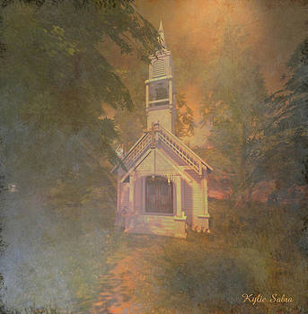 Chapel in the Wood by Kylie Sabra