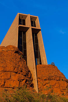 Chapel of the Holy Cross by Ed Gleichman