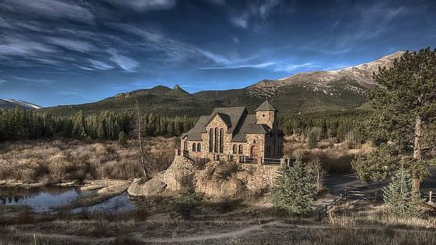 Chapel on the Rock by Garett Gabriel