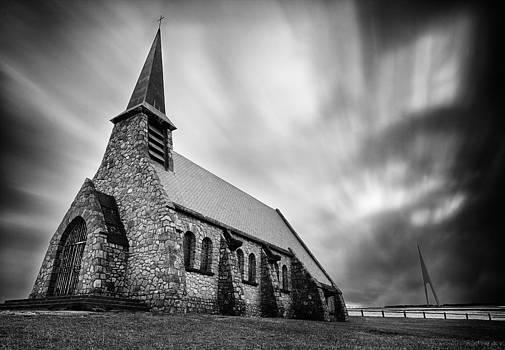 Chapelle Notre-Dame de la Garde by Alexey Druzhinin