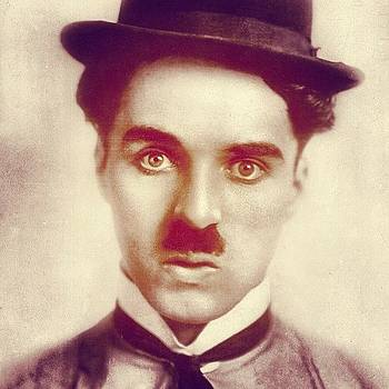 #chaplin #celebritycrush by Danielle McComb