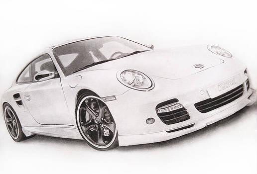 Char-Car by Atinderpal Singh