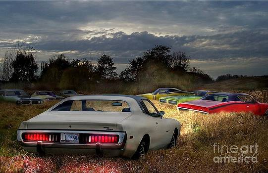 Charger field by Tom Straub