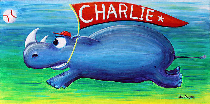 Charging Charlie by Jennifer Alvarez