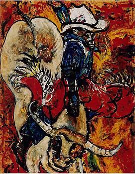 Charlemagne the Bull by Elaine Elliott