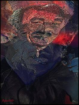 Charles Aznavour  by Orfeu De SantaTeresa