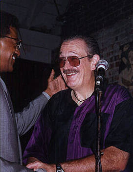 Charles Musselwhite with Eric E by Otis L Stanley