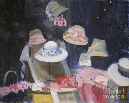 Candace Lovely - Charles Street Hats