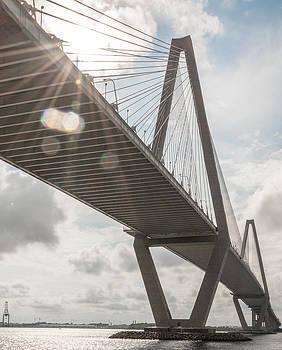 Charleston Afternoon by the Bridge by Josh Blaha