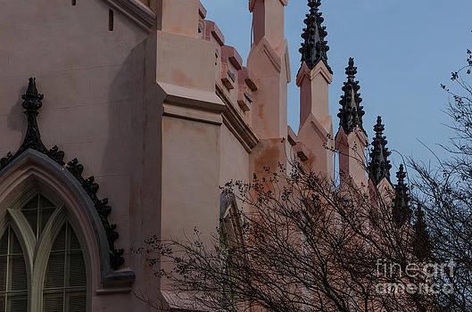Dale Powell - Charleston Church Detail