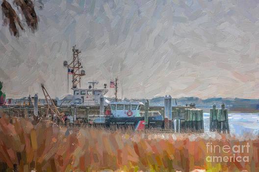 Dale Powell - Charleston Coast Guard
