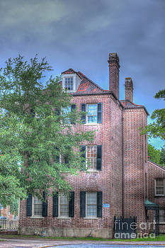 Dale Powell - Charleston Colonial Home