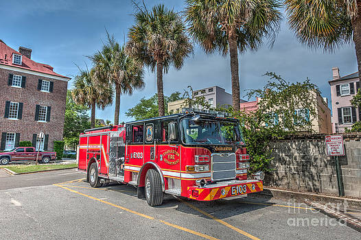 Dale Powell - Charleston Fire Dept