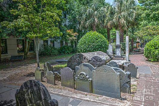 Dale Powell - Charleston Graveyard