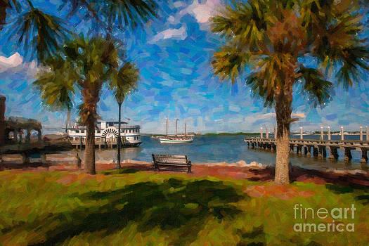 Dale Powell - Charleston Harbor