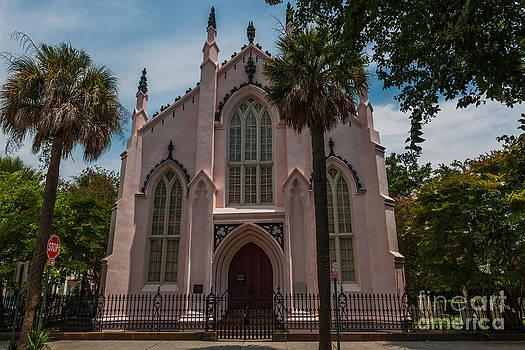 Dale Powell - Charleston Huguenot Church