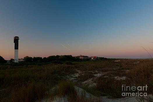 Dale Powell - Charleston Lighthouse