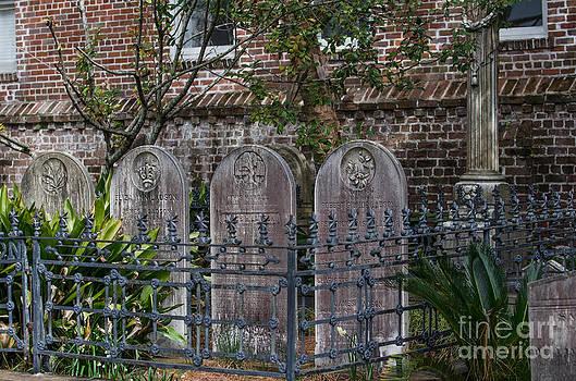 Dale Powell - Charleston Tombstones