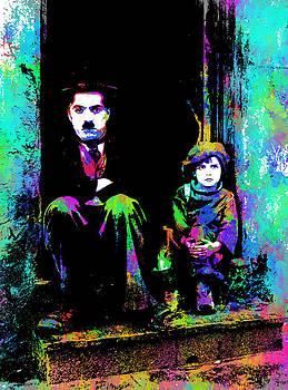 Charlie Chaplin by Michael Jadach