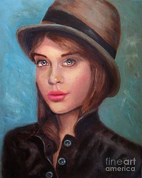 Charlie Girl by Osborne Lorlinda