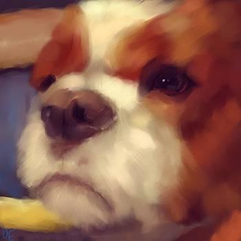 Charlie the Dog by Dakota Eichenberg