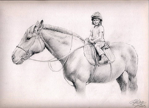 Charlotte and Ruby by Gill Kaye