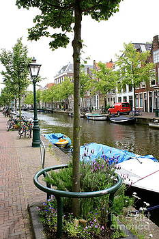 Danielle Groenen - Charming Dutch Canal