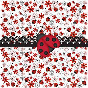 Debra  Miller - Charming Ladybugs