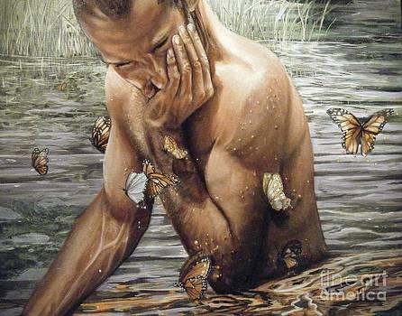 Chasing Butterflies  by Tom  Acevedo