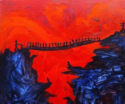 Chasm by Joe  Bishop