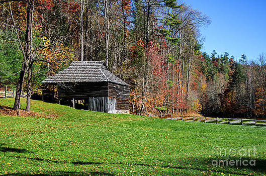 Paul Mashburn - Cataloochee Barn
