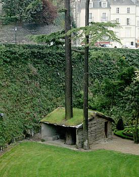 Jared Bendis - Chateau dAngers - Garden