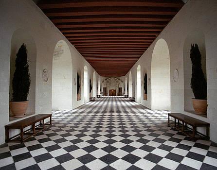 Jared Bendis - Chateau de Chenonceau