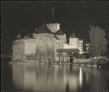 Chateau de Chillon  by Gary Auerbach